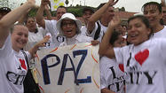 (CNN) -- The voting population of Latinos has exploded to the point where Latinos will not only be a decisive force in the presidential election, but will likely affect the outcome of political contests from school boards and statehouses to Congress, according a new report by the National Association of Latino Elected and Appointed Officials.