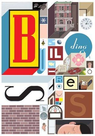 Cover of 'Building Stories' by author and illustrator Chris Ware.