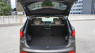 Times Test Garage: Hyundai Santa Fe Sport has storage tricks