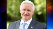 Governor Tom Corbett today signed House Bill 135, the second phase of the Justice Reinvestment Initiative that will redirect funds from corrections to communities.
