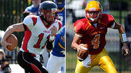 Varsity Football Game of the Week: No. 2 Calvert Hall (6-2, 2-1) at No. 10 Archbishop Spalding (5-3, 3-1)