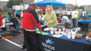Zion Baptist Church, at 61 W. Bethel St. in Hagerstown, sponsored a health and fitness Expo Oct. 6.
