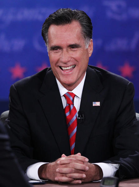 The Sun Sentinel Editorial Board endorses former Gov. Mitt Romney for president.