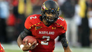 COLLEGE PARK — Medical tests have confirmed that Maryland lost not only starting quarterback Perry Hills for the season in last Saturday's game but also his replacement, Devin Burns — leaving the Terps with a freshman who has played one series at the position and a 230-pound linebacker as his backup.