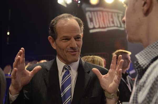 "Former Gov. Eliot Spitzer (D-N.Y.) will be a guest on ""Real Time With Bill Maher"""