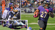 Ravens superlatives through seven games [Pictures]