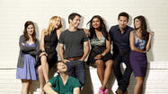 "The cast of ""The Mindy Project"""