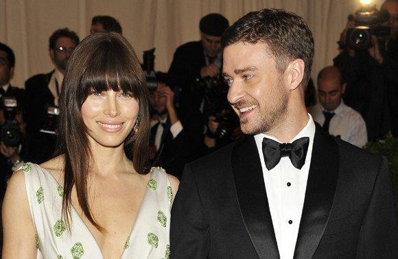 Jessica Biel and Justin Timberlake's wedding afterglow has been marred by a controversial video featuring a gag video of homeless people wishing the couple well.