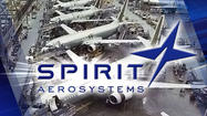 "<span style=""font-size: small;"">Spirit AeroSystems Holdings Inc. on Thursday warned of sizeable cost overruns on parts it supplies to major aircraft makers, sending its stock tumbling more than 30 percent.</span>"