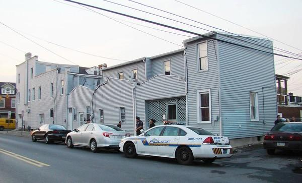 Allentown Homicide Fatal Shooting James Sims