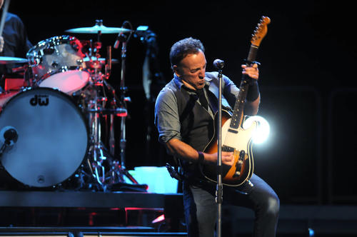 Bruce Springsteen and his E-Street Band stop at the XL Center Thursday.