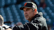 "SAN FRANCISCO — Bruce Bochy could have been an extra for the movie ""Lincoln'' with little more than a change of wardrobe. He has the craggy, dark features and straight, slow-talking style of the 1860s."