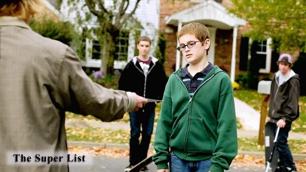 The Macungie-shot drama 'Super List,' written and directed by Adam Winston, follows the plight of a 14-year-old comic book nerd who is bullied at school and finds his superpowers. It will be screened Nov. 3 at the Greater Lehigh Valley Filmmaker Festival presented by ArtsQuest at Frank Banko Alehouse Cinema.