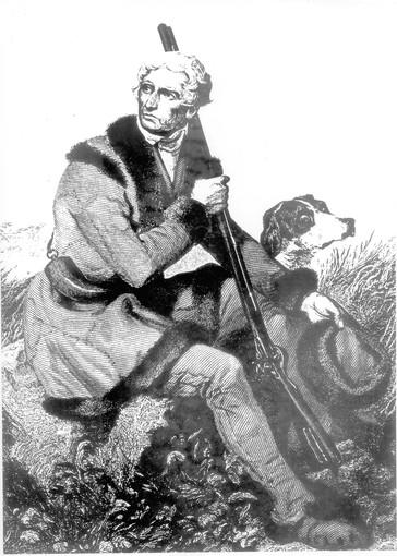 Daniel Boone somehow lived to the age of 85 without lawyers to protect him, although he did have some contact with lawyers, such as the cabal that filed suit to grab his land.