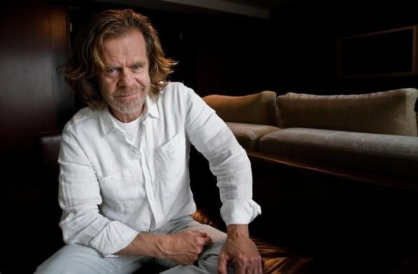 Actor William H. Macy at The James Hotel August 31, 2012.