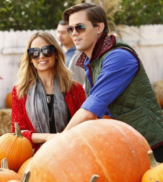 'Happy Endings' and more: Halloween on TV 2012: Bryan (Andrew Rannells) is getting into the Halloween spirit by doing what he does every year -- decorating the house so that it is the envy of the neighborhood and making his annual trip to the pumpkin patch with his bestie Nicole Richie to spot celebrities. Also, with the help of the `Sing� make-up artist, Sam (guest-star George Takei), Bryan dictates what everyone�s costumes are going to be. However, when he insists on a `Here Comes Honey Boo Boo� Halloween theme, David (Justin Bartha) rebels and defiantly sports a Tom Brady costume. Meanwhile, Goldie (Georgia King) is still struggling with the on-going custody battle for Shania. Later, Clay (Jayson Blair) makes a shocking announcement that puts Jane (Ellen Barkin) over the edge.  Airs: Tuesday, Oct. 30 at 9:30 p.m. ET/PT on NBC.
