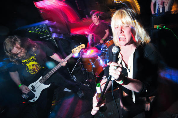 Baltimore punk act Sick Weapons will reunite next month at U Nfest.