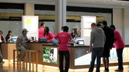 Microsoft opens pop-up store in Columbia mall