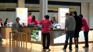 Microsoft pop-up shop at Columbia mall [Pictures]
