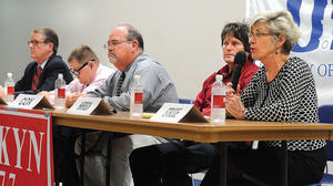 Clark Co. Forum: Winchester city commission candidates cite importance of jobs