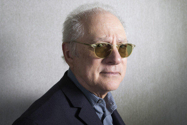 Filmmaker Barry Levinson.