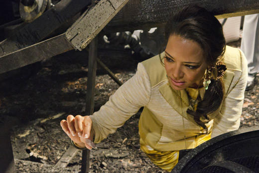 'Dexter' Season 7: Best & worst: LaGuerta finds Dexters blood slide, confirming her suspicion that Doakes was not the Bay Harbor Butcher.