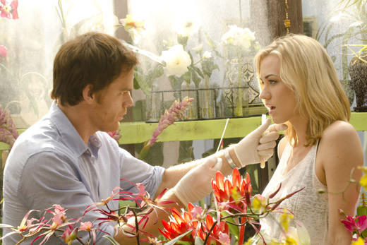 'Dexter' Season 7: Best & worst: Hannah McKay makes Dex nervous