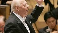 Haitink's CSO 'Missa Solemnis' achieves eloquence through directness