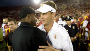 Lane Kiffin of USC finds more controversy, by the numbers