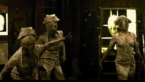 Movie silent hill story