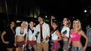 Rodney Mayo's annual wild child of a Halloween street party, Moonfest, attracted about 70,000 costumed revelers to West Palm Beach's Clematis Street last year. And that number might have invited a bit too much saucy behavior, admits the longtime restaurateur and owner of Respectable Street and other South Florida nightclubs.