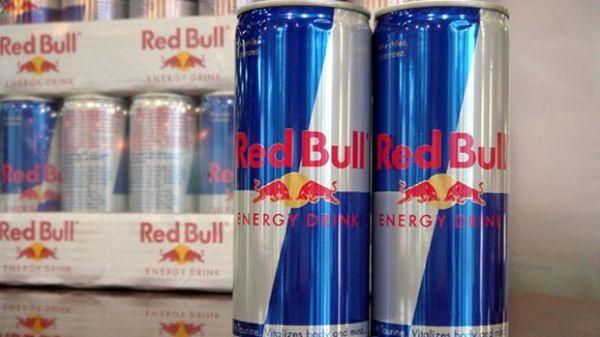 One serving of Red Bull energy drink contains 83 milligrams, according to Consumer Reports.