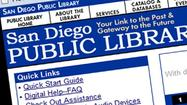 SAN DIEGO -- San Diego's Central Library will open up for five hours on Saturdays beginning Nov. 3, Mayor Jerry Sanders and Councilman Todd Gloria announced Friday.