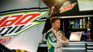 Earnhardt talks of fear concussions caused