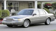 <strong>Q: My wife and I owned a 2001 Mercury Marquis and a 2001 Lincoln Town Car. At 70,000 miles, the driver's side ball joint broke on the Mercury as my wife was parking the car. It had been making noise for some time, but the garage said it was OK. At a little over 40,000 miles, the same thing happened with the Town Car again, when she was parking the car. On both occasions the wheel collapsed and the left front end lay flat on the ground. Have you heard from anyone else regarding this problem? Has Ford acknowledged any ball joint deficiencies? These experiences have converted me into a Nissan fan.</strong>