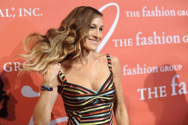 "Sarah Jessica Parker hosted a multimillion-dollar fundraiser, ""A New York Night With the President, First Lady and Sarah Jessica Parker,"" at her New York home in June 2012."
