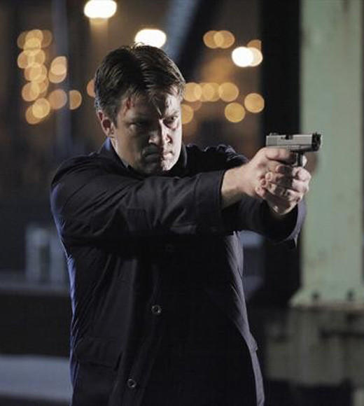 'Castle' Season 5 cast photos: �