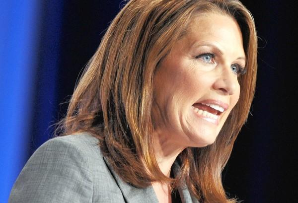 Rep. Michele Bachmann of Minnesota is battling Democrat Jim Graves to keep her House seat.