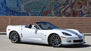 The Fast and the Curious: 2013 Chevy Corvette 427 convertible
