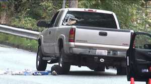Driver shot  several times by police in Bothell expected to survive, but arrested for assault
