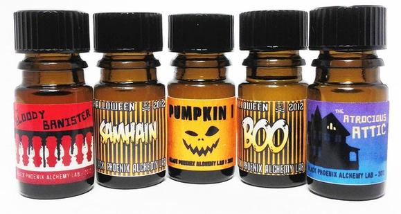 Spooky scents