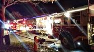 5-year-old dies in Edgewood townhouse fire Friday night