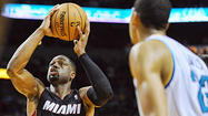 Miami Heat vs New Orleans Hornets
