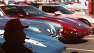 Petersen Automotive Museum to host Corvette anniversary celebration