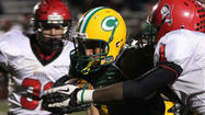 Photo Gallery: Liberal vs. Bishop Carroll Football
