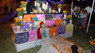 CALEXICO — The San Diego State University-Imperial Valley campus invites the public to a free event Monday featuring an Altar de Muertos exhibit.