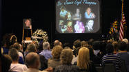 Dr. James Loyd Thompson's memorial