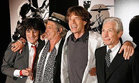 Rolling Stones Play Surprise Club Show In Paris