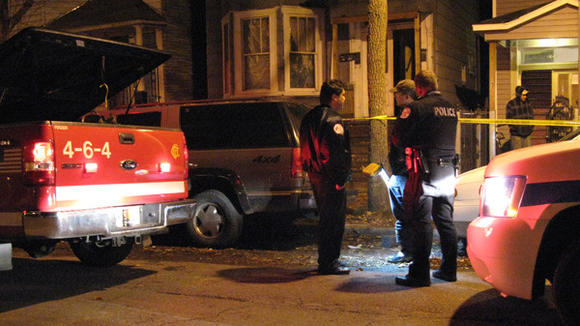 Logan Square fatal fire