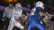 FRANKFORT - The Danville defense completely shut down the passing attack of Frankfort on Friday,